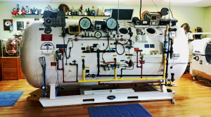 Hyperbaric Treatment Chamber