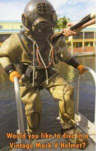 Mark V Diver.